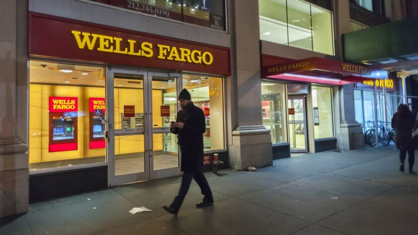 Editorial: The embarrassment that is Wells Fargo