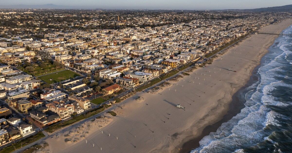 Southern California swimmers should beware of strong currents after Alaska earthquake
