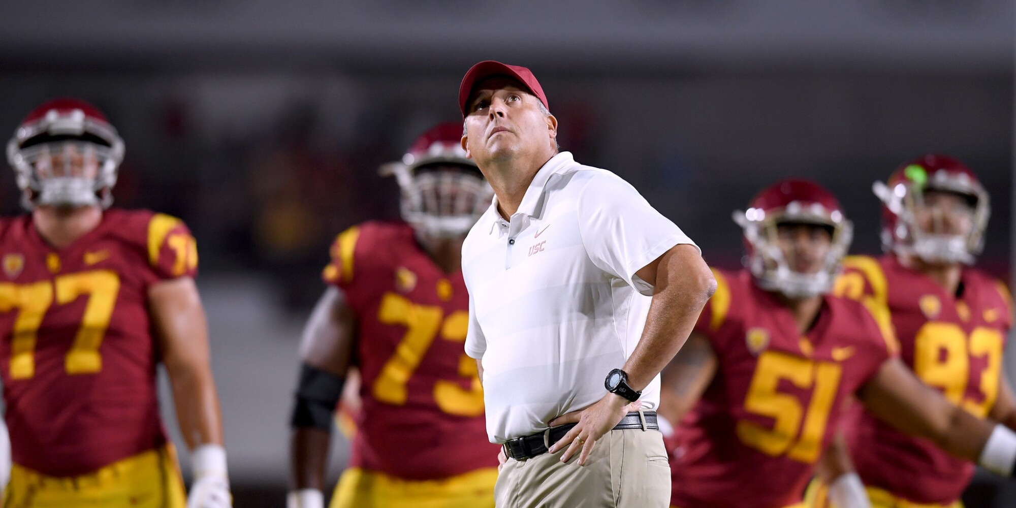USC vs. Washington State: Trojans 39, Cougars 36, fourth quarter