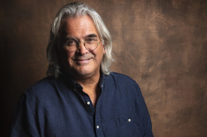 TORONTO, ONT. -- SEPTEMBER 08, 2018-- Writer/Director Paul Greengrass, from the film, ì22 July,î