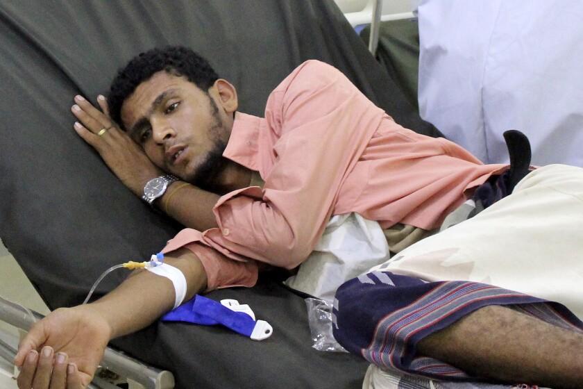 Virus Outbreak Yemen Mounting Deaths