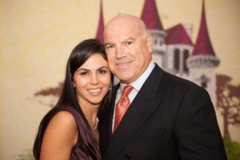 Fernanda and Ralph Whitworth