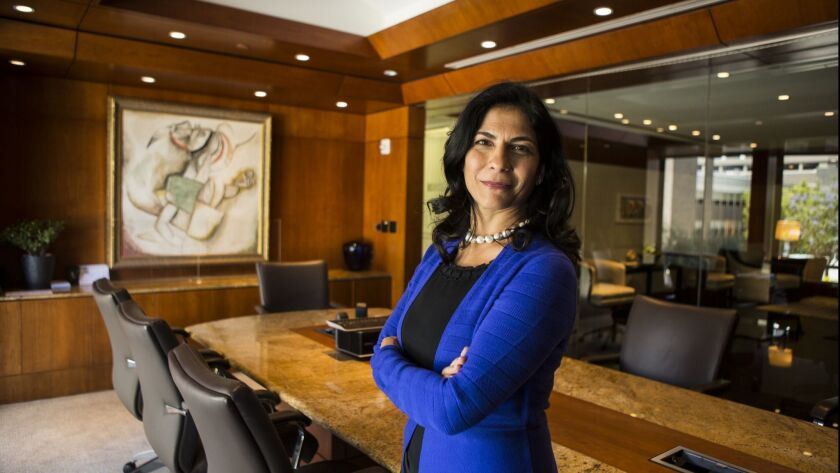 LOS ANGELES, CA -- TUESDAY, AUGUST 21, 2018-- Jeannine Vanian is a chief operating officer for one o