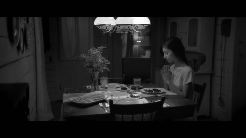 """La actriz portuguesa Kika Magalhaes en una escena de """"The Eyes of My Mother"""", que se estrena hoy en L.A. luego de causar polémica a su paso por los festivales de rigor."""