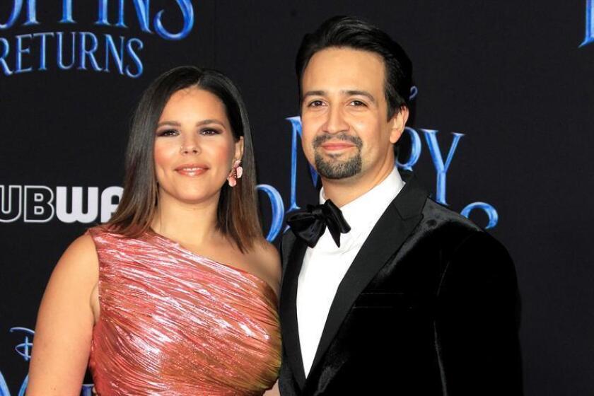Miranda se inspira en reconocimientos para elevar figura de los latinos