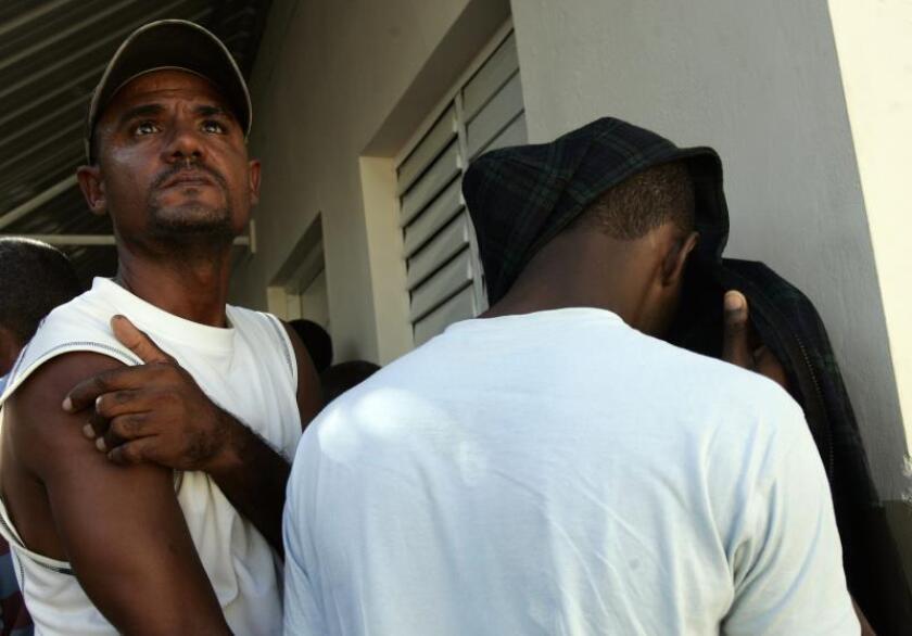 Detienen a dos dominicanos por llegar ilegalmente a Puerto Rico