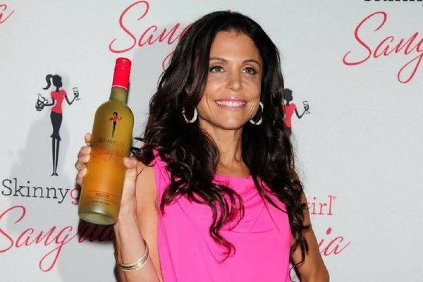 Bethenny Frankel S Skinnygirl Leads Spirits Growth With 388 Boom Los Angeles Times