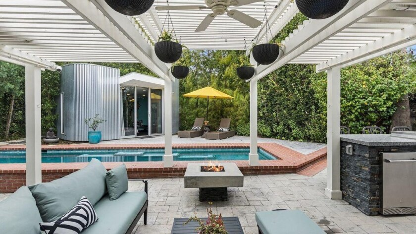 Keith Carradine and Hayley DuMond | Hot Property