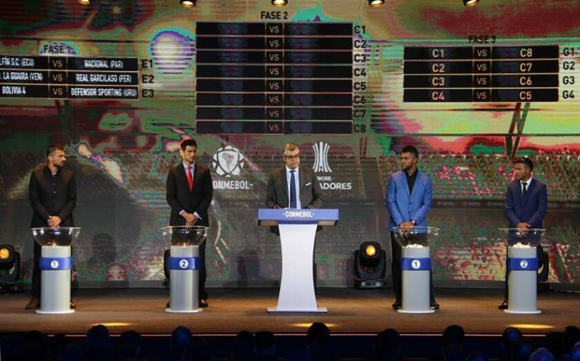 Boca, Paranaense, Wilstermann y Tolima, el grupo más difícil de la Libertadores