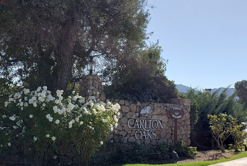 Changes may be coming to Carlton Oaks Golf Club, to the golf course and with future housing.