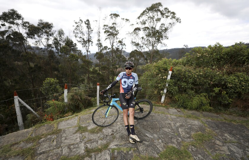 Colombia Doping Cyclists
