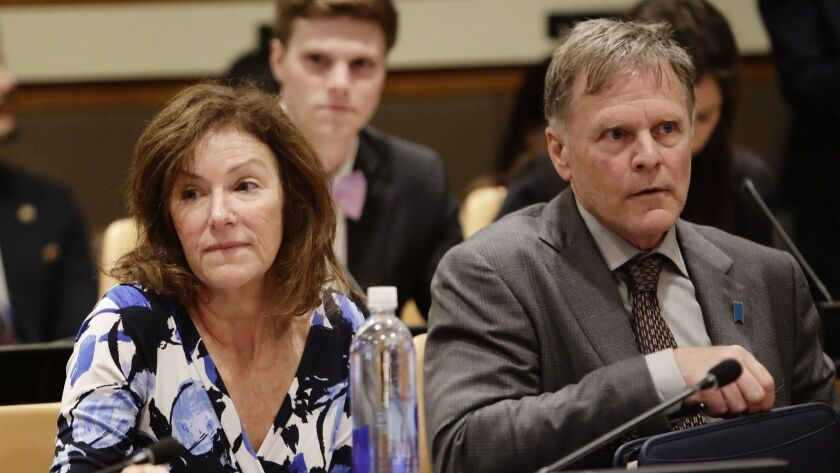 Cindy Warmbier, Fred Warmbier