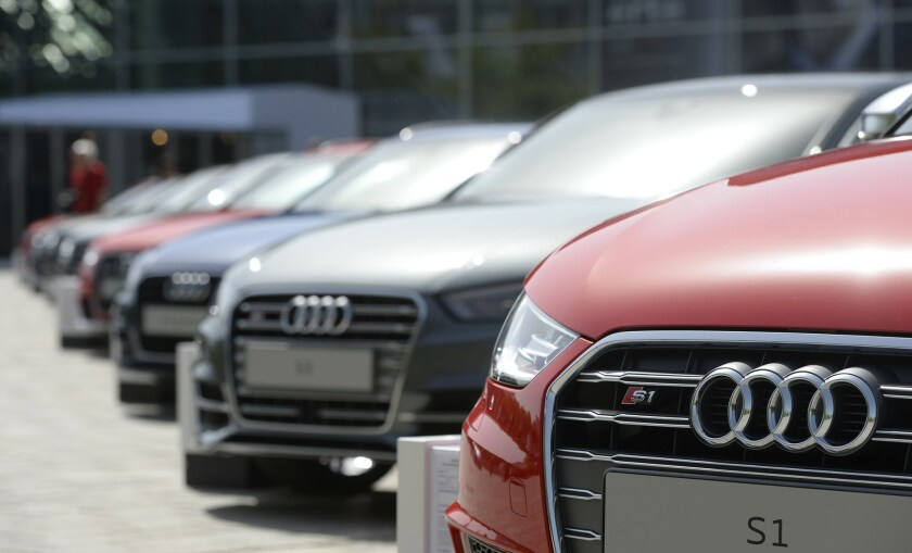 Audi is recalling about 1.2 million cars and SUVs worldwide because the electric coolant pumps can overeat and possibly cause a fire.