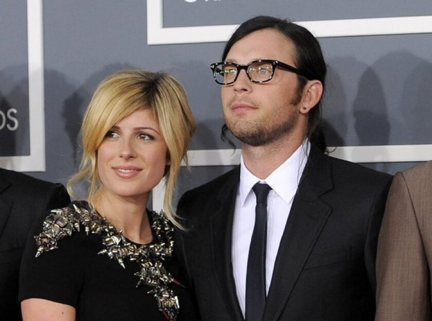 Nathan Followill of Kings of Leon welcomes baby girl