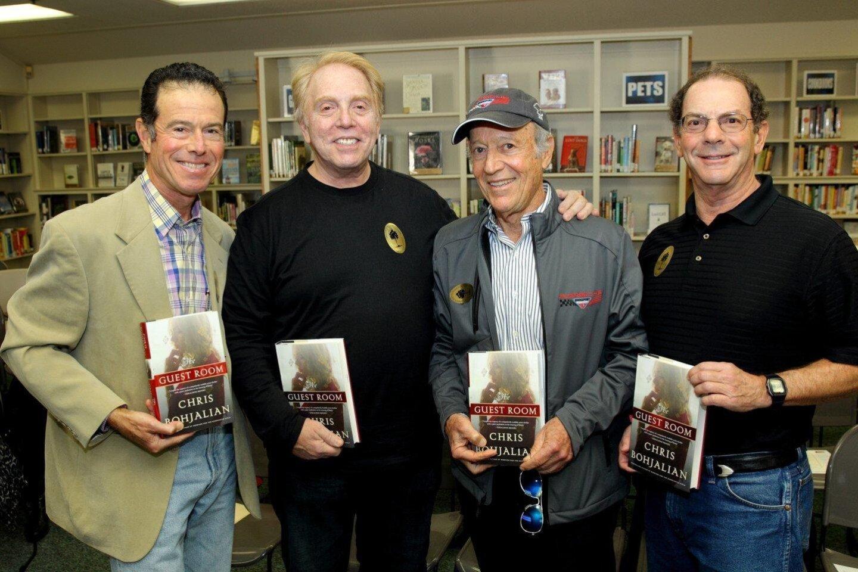 Larry Belinsky, Jerry Weiner, John Payne, Mitch Ellner