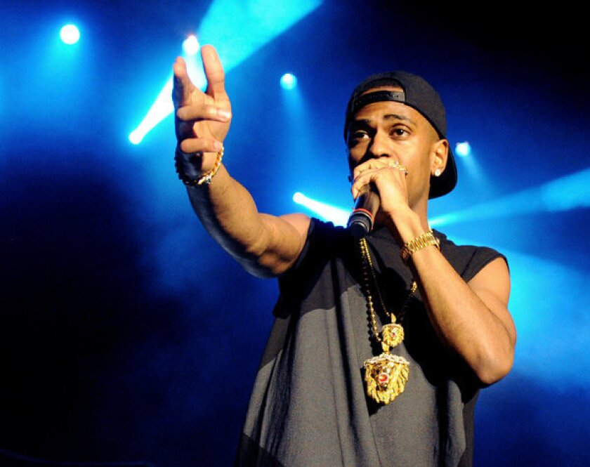 A study of rappers' brains reveals that certain patterns of brain activity distinguish memorized rapping from improvisation.