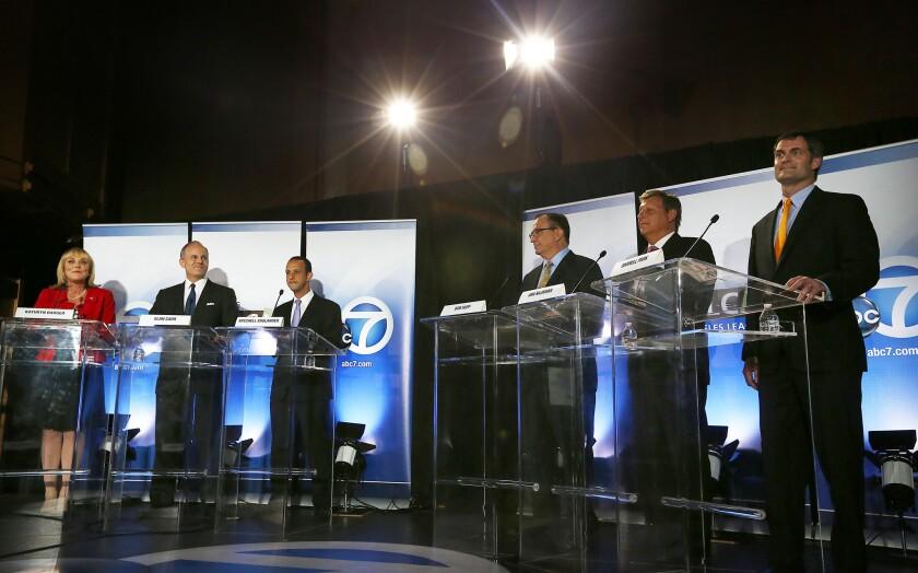 5th Supervisorial District debate