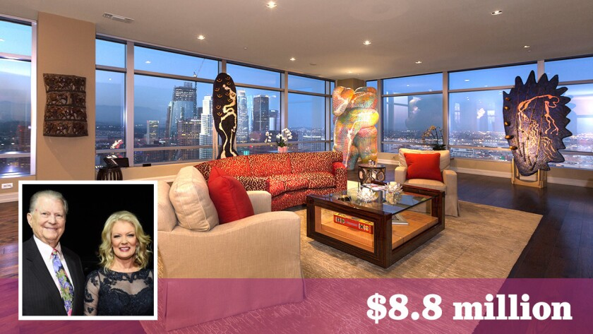 Hot Property | Mary Hart & Burt Sugarman