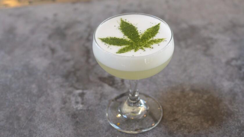 Sour T-iesel cocktail