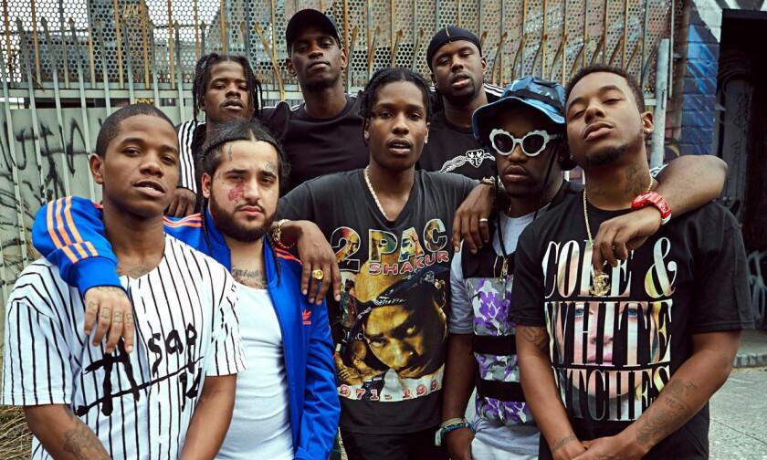 A$AP Mob. (Courtesy photo)