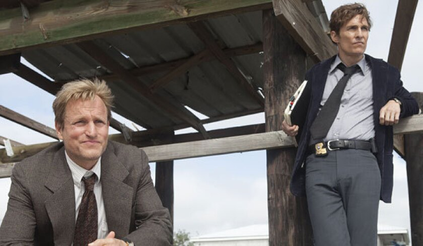 Woody Harrelson Matthew McConaughey