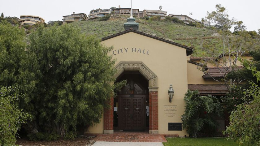 Laguna Beach City Hall.