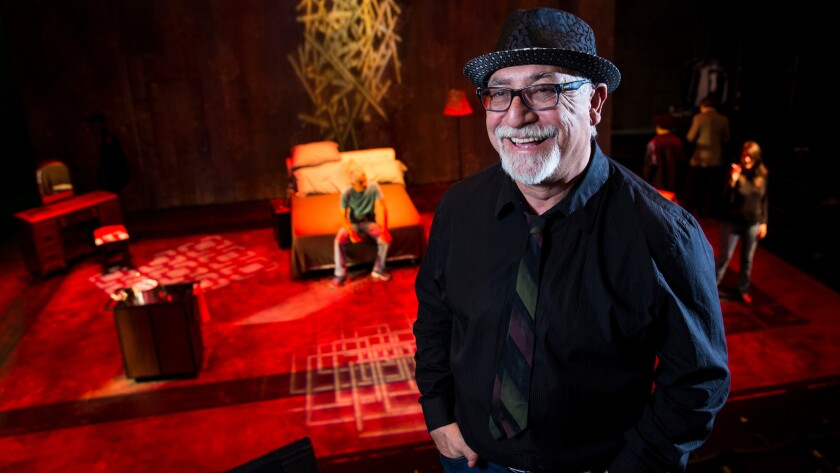 José Luis Valenzuela and the Latino Theater Company