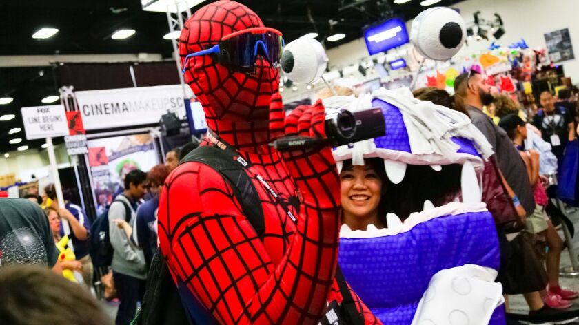 Organizers of San Diego's always sold-out Comic-Con have reached a stalemate in settlement talks to resolve a legal dispute with the Salt Lake Comic Con over its similar name.