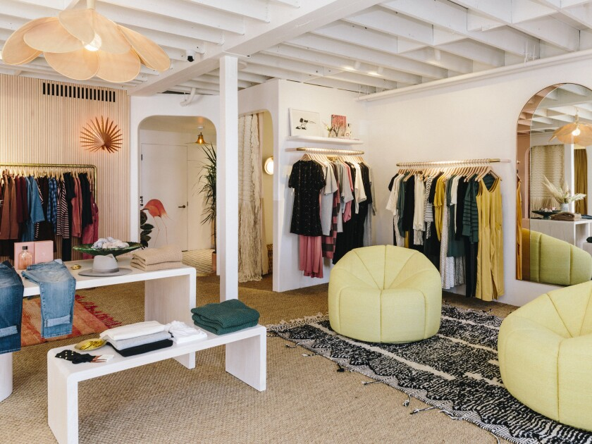 Hatch LA A store dedicated to maternity fashion and natural beauty products opens in Brentwood, off