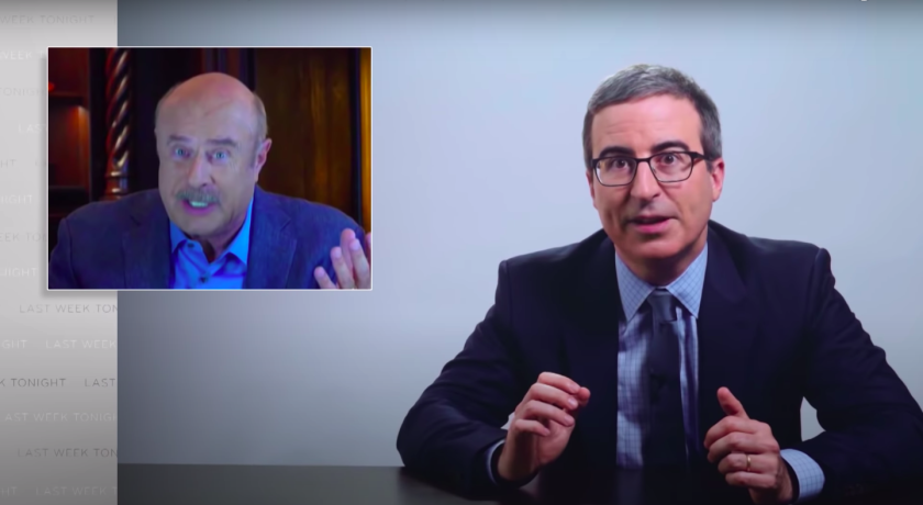 """Last Week Tonight"""