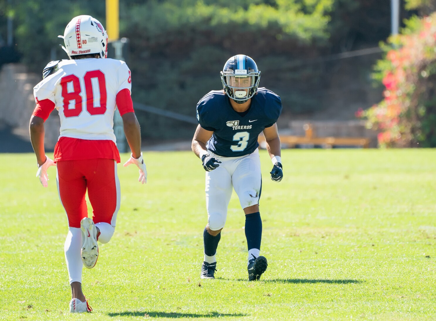 Toreros defensive back inspired by his first name