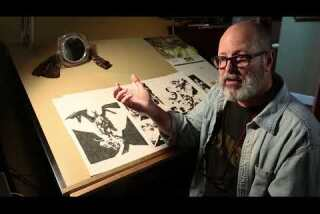 Mike Mignola takes L.A. Times through the last pages of his 'Hellboy' run