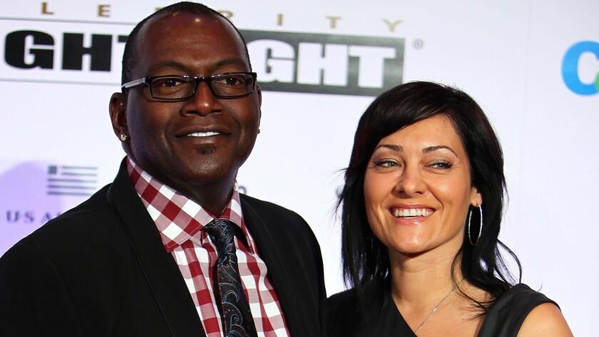 Randy Jackson, Erika Jackson