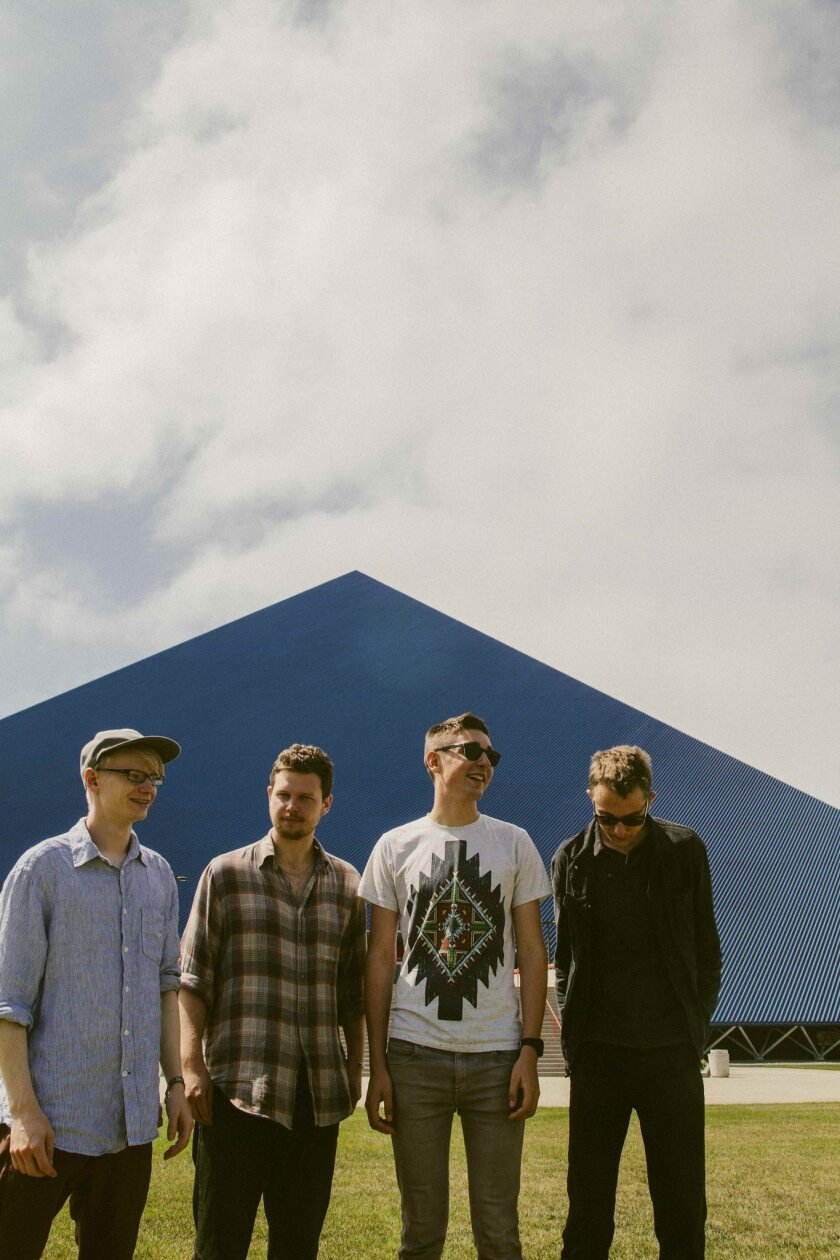 High profile bands, like alt-J, will make stops in San Diego before, during and after Coachella.