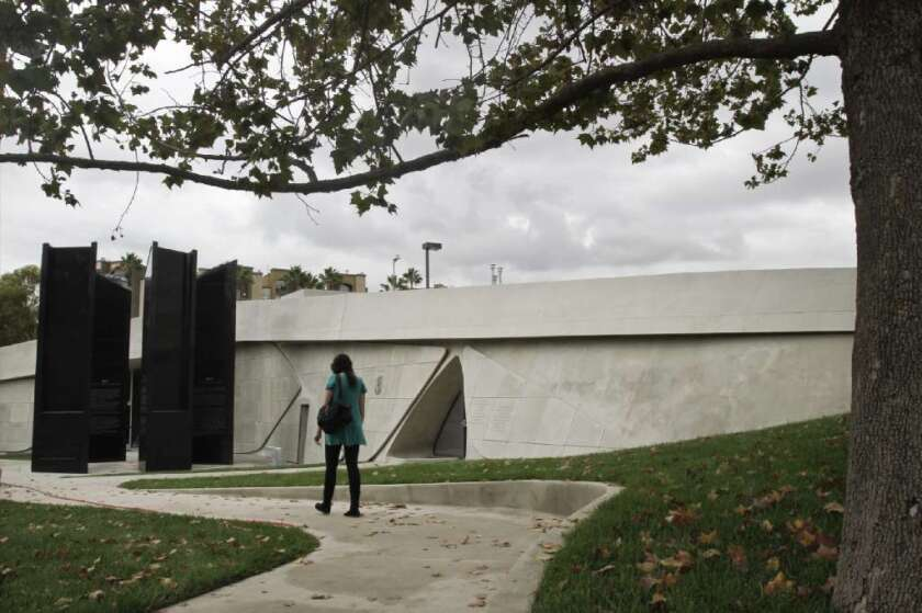 The Los Angeles Museum of the Holocaust opened its new facility in Pan Pacific Park in 2010.