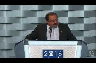 Watch Sanders backer Rep. Raúl Grijalva talk about why he now supports Clinton