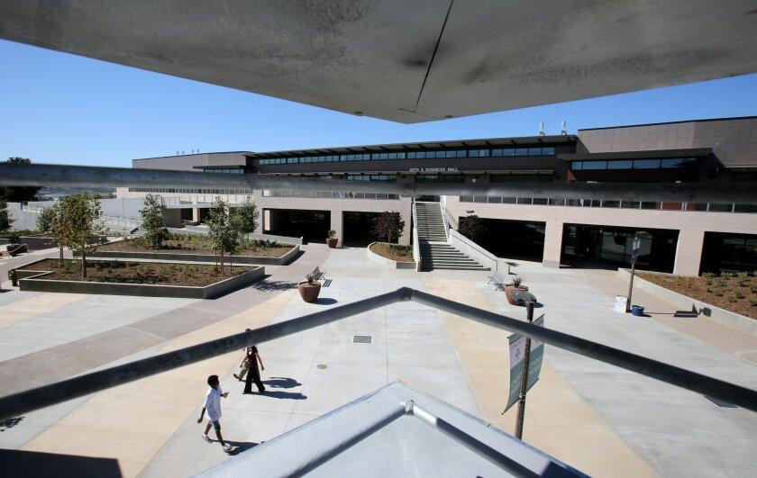 Escondido's new high school, Del Lago Academy, opened in August.