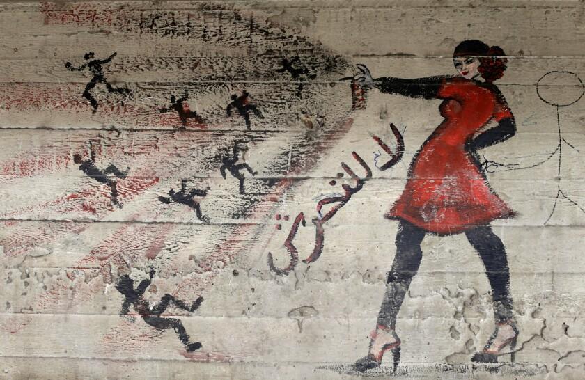 Egypt Harassment