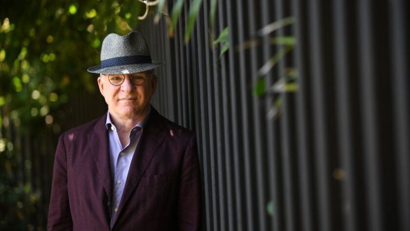 Steve Martin bought the one-acre property in the Beverly Hills Post Office area through a trust more than two decades ago for $995,000, records show.