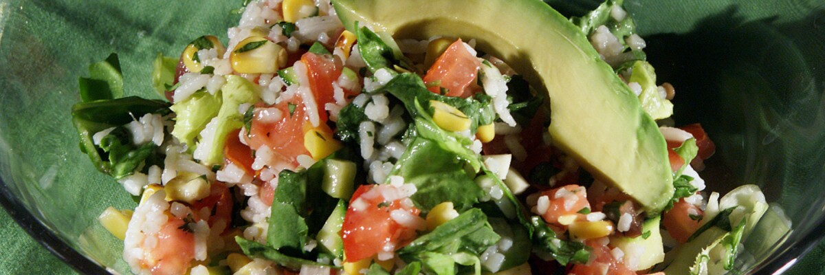 Chop it up: Chopped salad recipes from the L.A. Times Test Kitchen