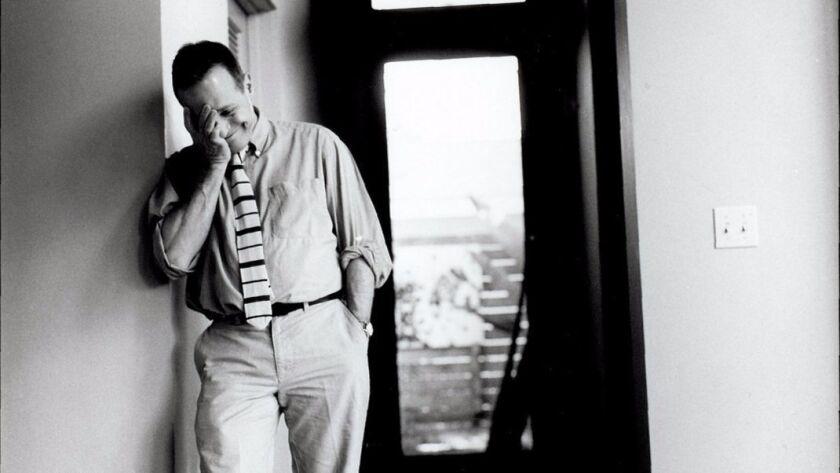 David Sedaris.