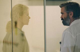 'The Killing of a Sacred Deer' review by Justin Chang