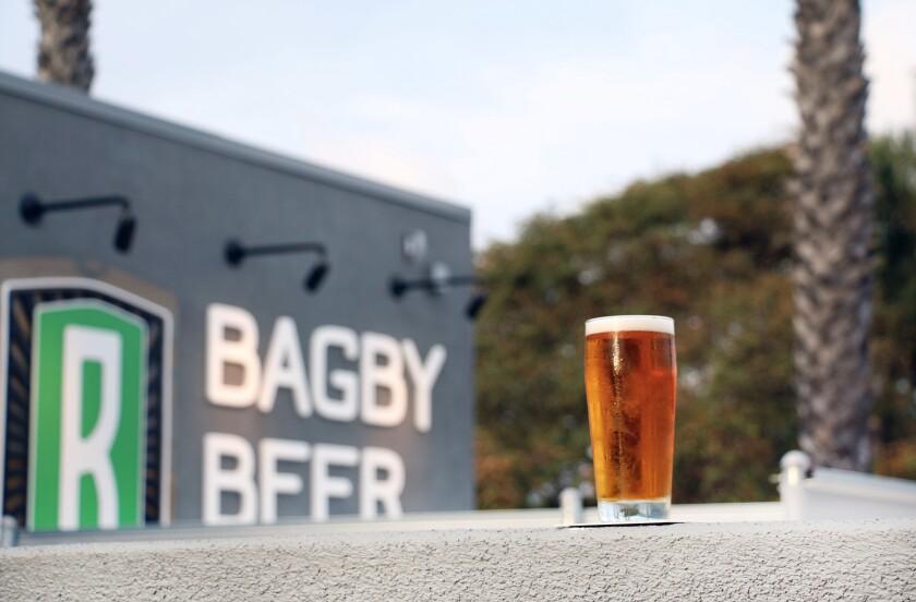 Bagby Beer.