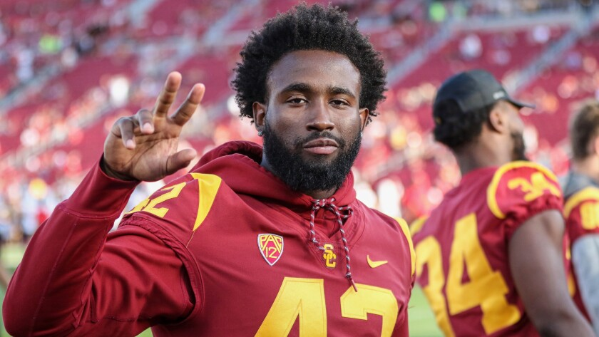Two sons, two injuries and one nightmarish night for a USC football mom
