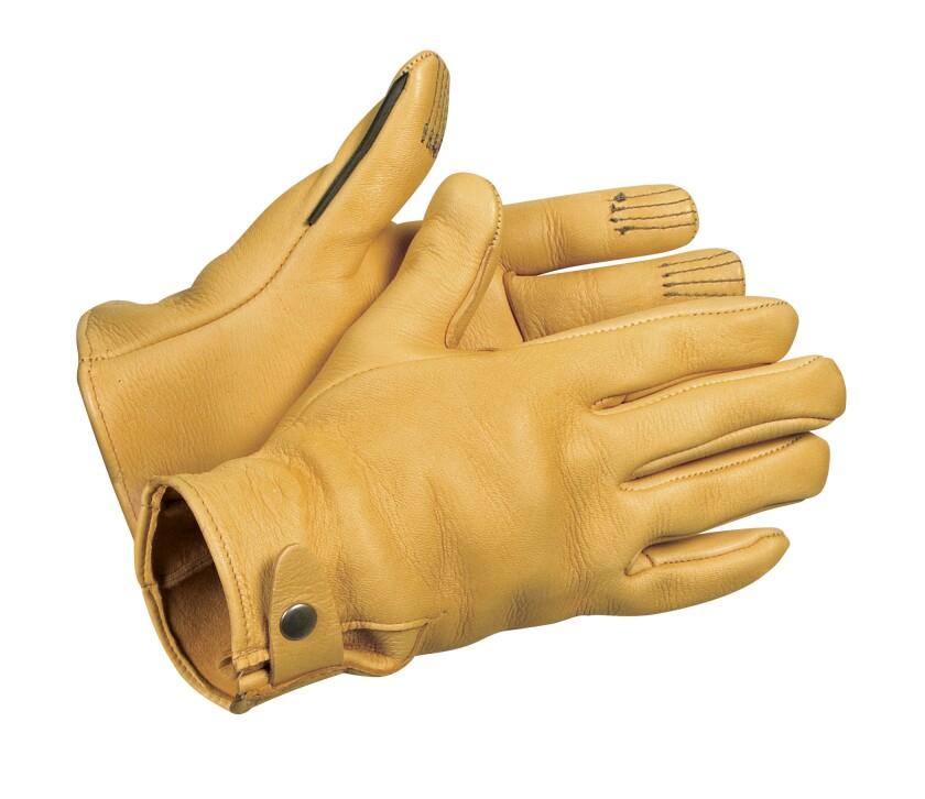 Riding gloves by Aerostitch.