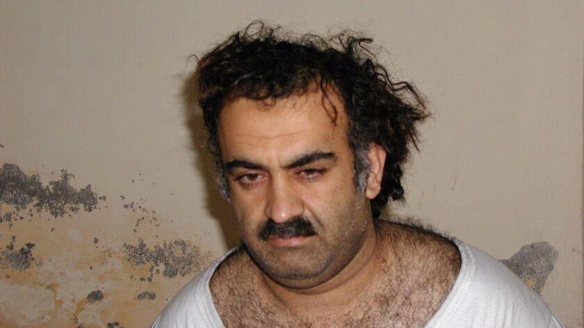 Sept. 11 mastermind Khalid Shaikh Mohammed.