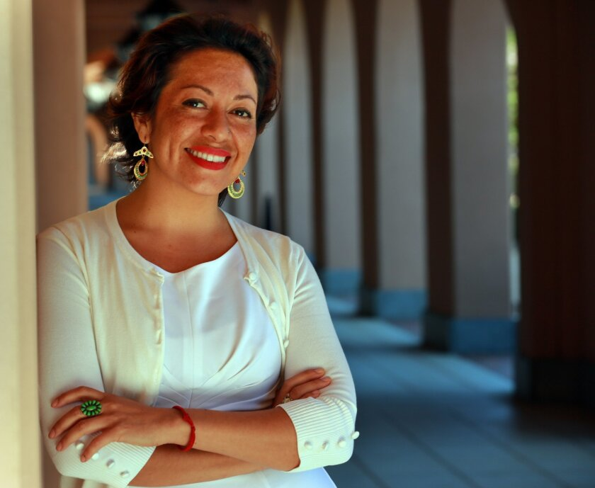 Marisa Quiroz is a volunteer with many local programs, including the Latina Giving Circle and San Diego Grantmakers. .