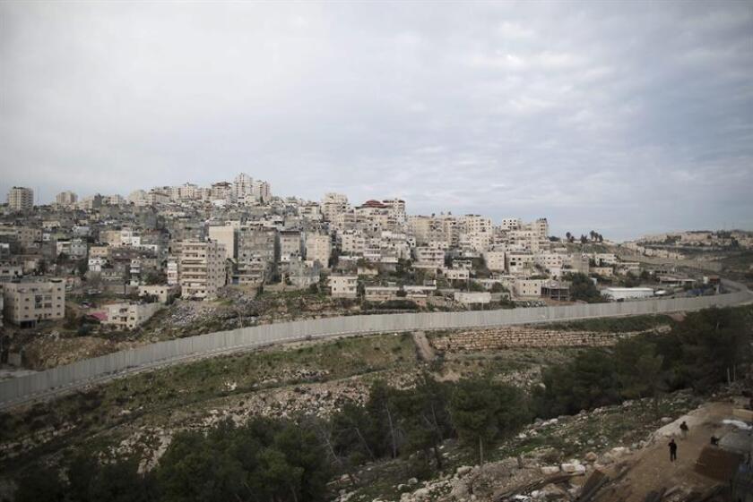 """El Consejo de Seguridad de la ONU aprobó hoy una resolución que condena la política israelí de asentamientos y exige su cese """"inmediato"""" y """"completo"""". EFE/ARCHIVO"""