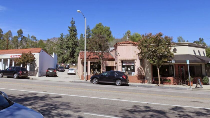 The local owners of an empty parcel at 1109 Foothill Boulevard have plans to build a two-story medic