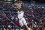 SDSU beats UNLV, 10th straight win